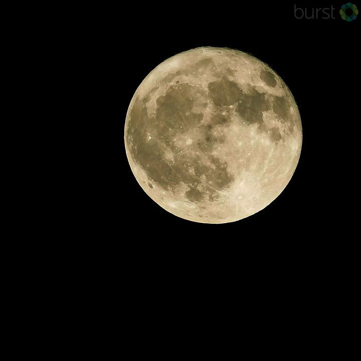 Donald Dickinson shared this photo of the Harvest Moon over Coos Bay. Share your videos & photos #LiveOnKVAL at BURST.com/KVAL