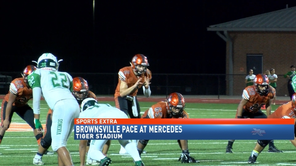 Mercedes Opens It Up, Closes Out Brownsville Pace