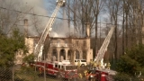 Neighbors express concern, following large house fire