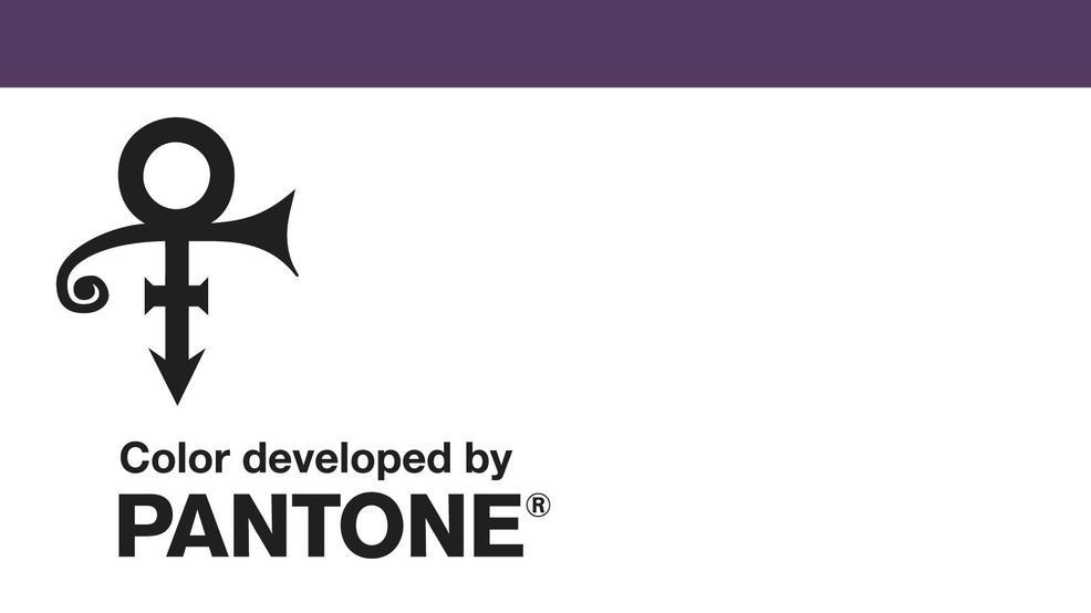 Pantone Creates Shade Of Purple Named For Prince Symbol Wjla