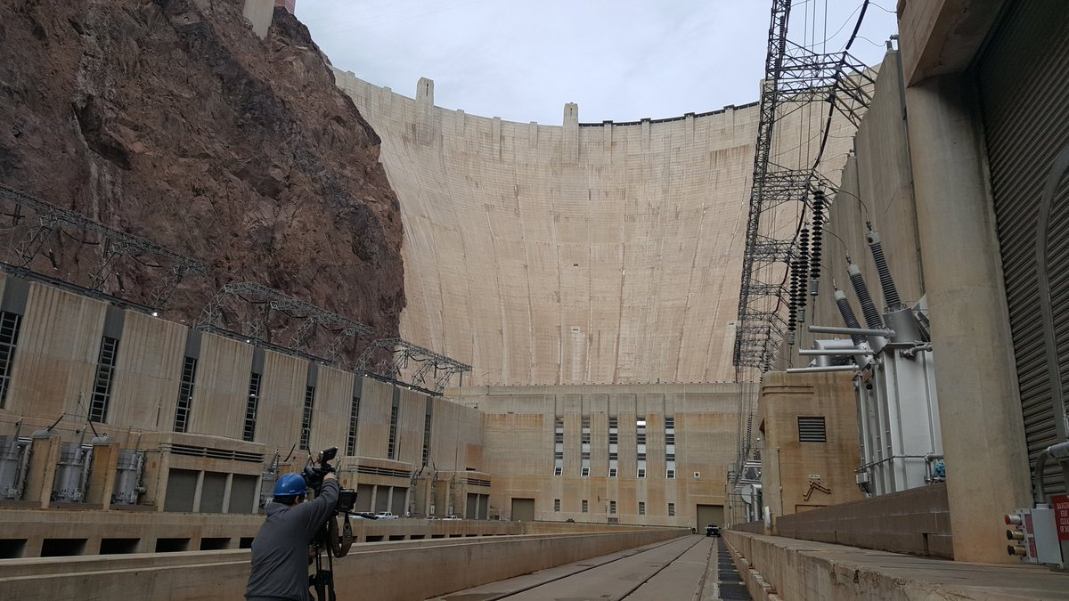 hoover dam spillways require different safety measures than other