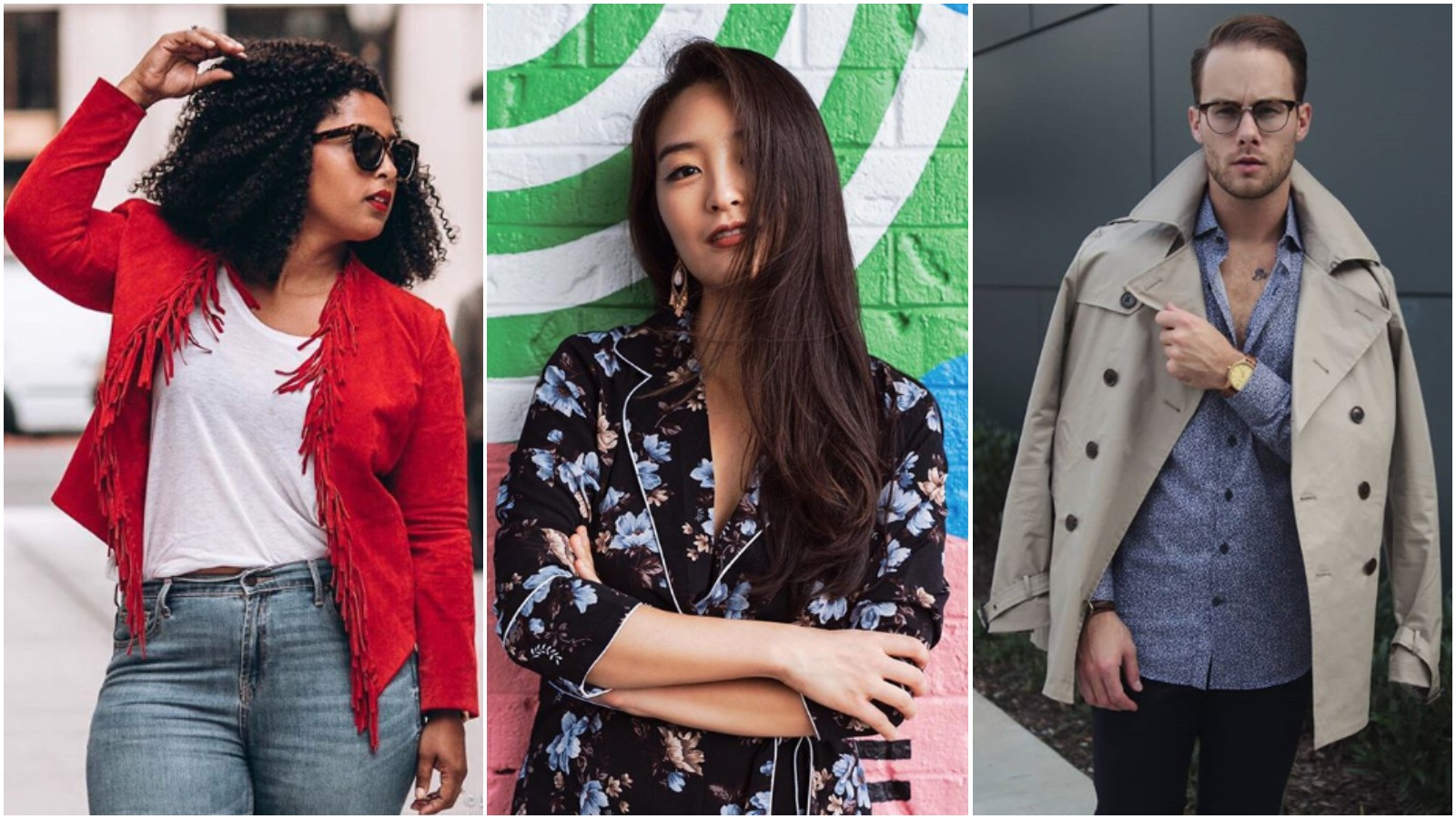 Fall is finally here! Time to put away your linens and switch to sweaters and layers. We caught up with some of D.C.'s favorite fashion Instagrammers and bloggers to check out some of their autumn looks. Here are some to copy right now.{&nbsp;}<p></p>