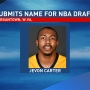 WVU guard Jevon Carter submits name for 2017 NBA Draft