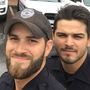 Florida police officers' selfie goes viral after drawing flirtatious comments