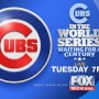 Live Tuesday from Four Winds Field: Root for the Cubs in the World Series