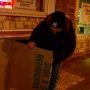 Homelessness advocates sleep out for a cause