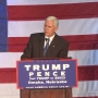 Vice presidential nominee Mike Pence makes a stop in Omaha