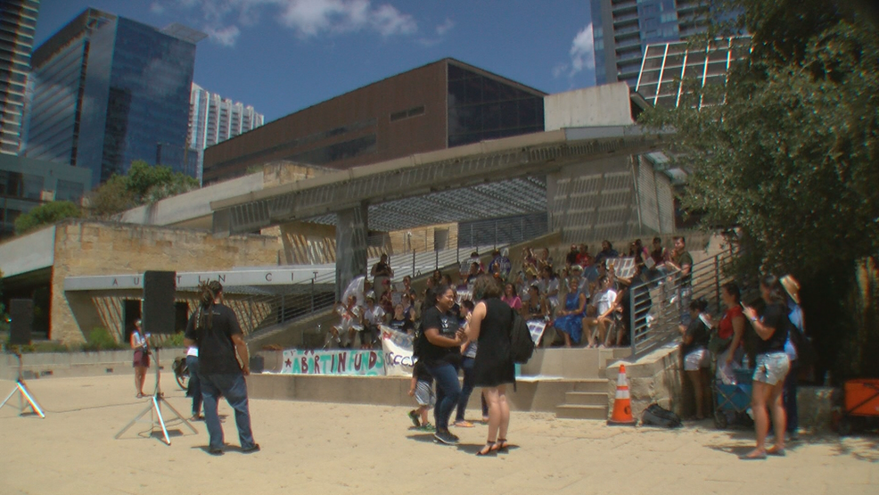 Austin women call on city council to fund abortion support services