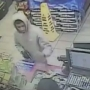 Video: Two men rob Stripes convenience store in Mission