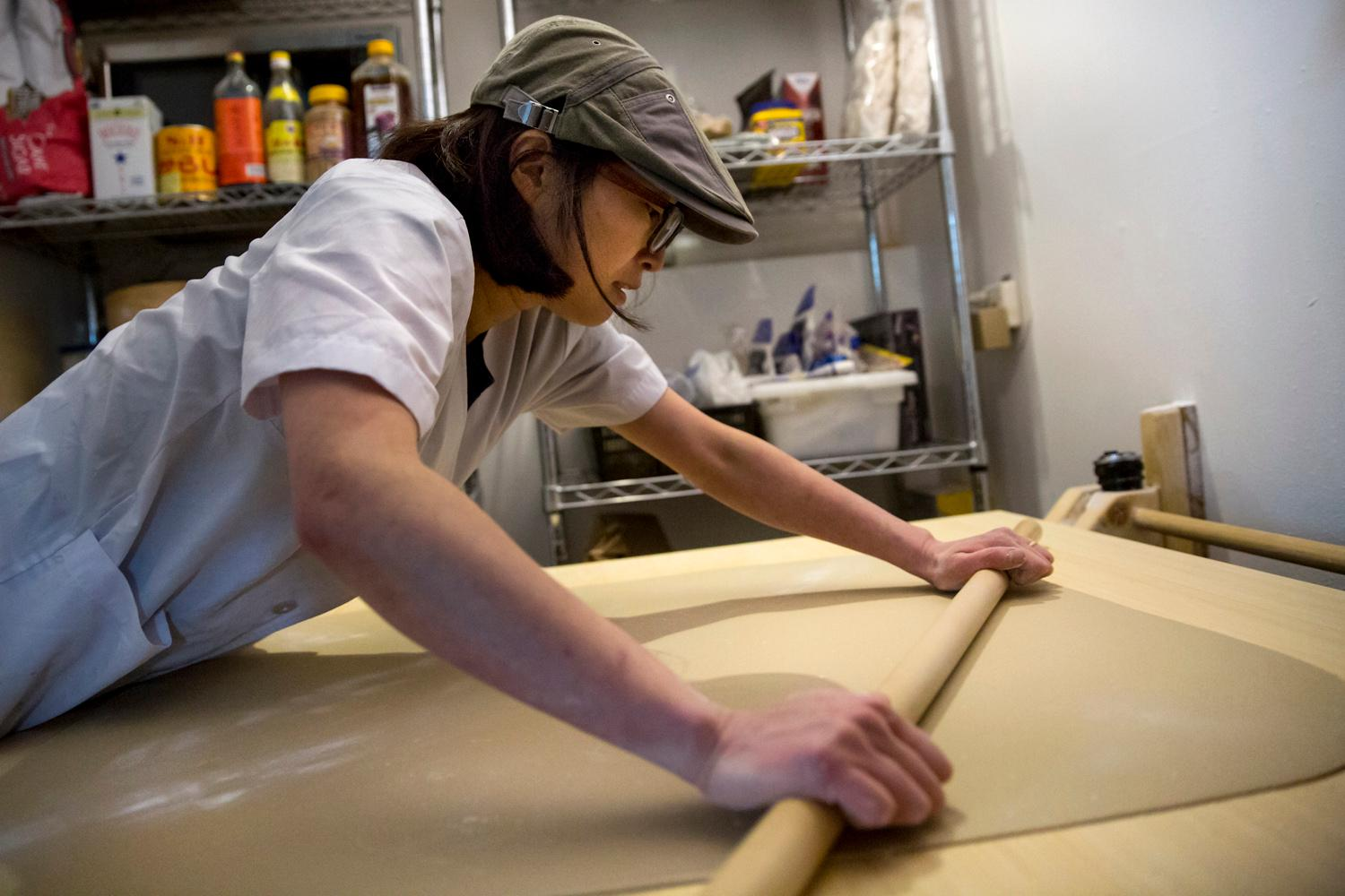 Best Chef NW Semifinalist:{ }Mutsuko Soma, Kamonegi, Seattle (Sy Bean / Seattle Refined)