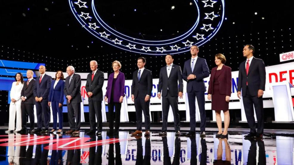 Ohio Democratic debate remixed
