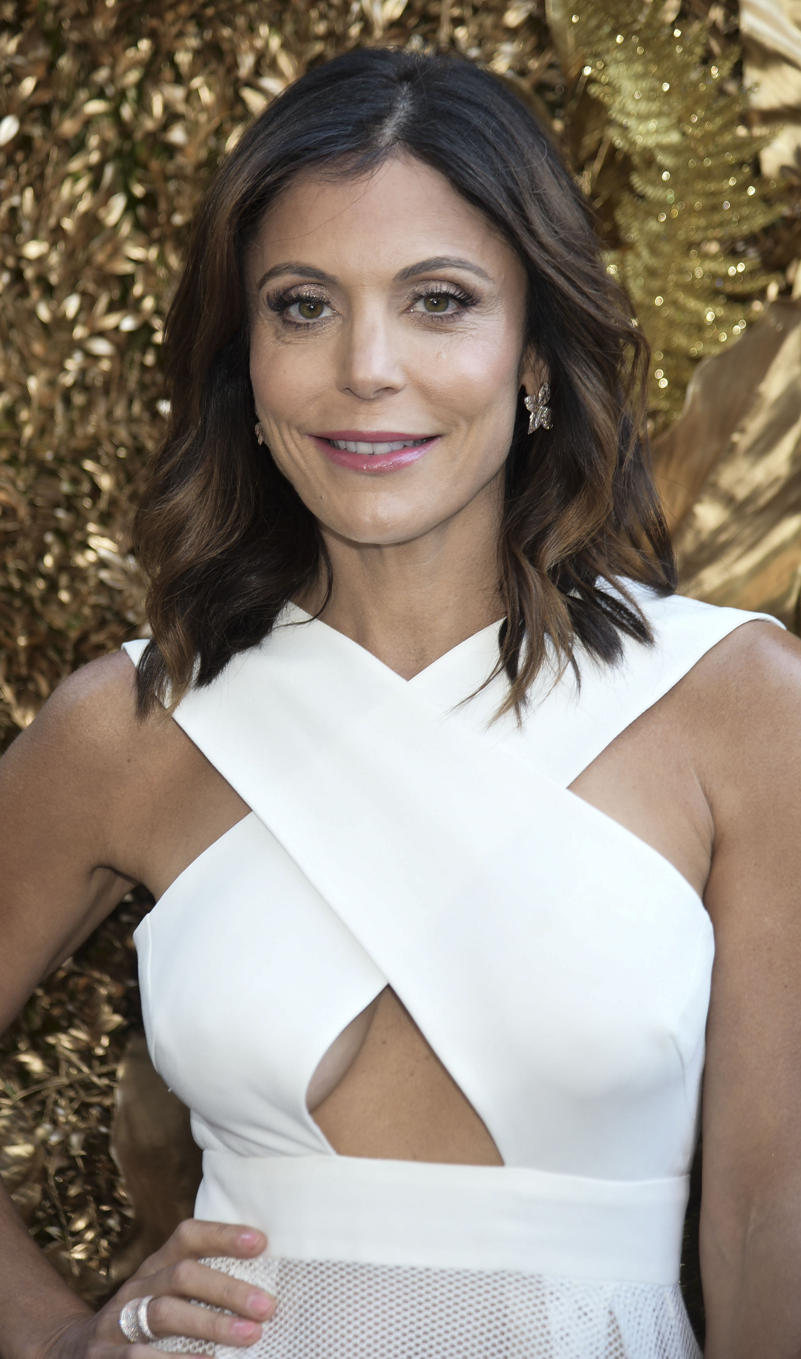 Reality TV star Bethenny Frankel at B. Floral's Golden Cocktail party at Southampton Social Club.Featuring: Bethenny FrankelWhere: Southampton, New York, United StatesWhen: 17 Aug 2017Credit: Rob Rich/WENN.com