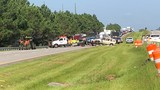 Crews responds to wreck involving farm equipment on S.C. 31