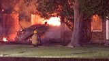 House total loss after structure fire erupts in LaGrange, MO