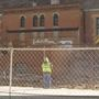 Demolition begins for parts of the Public Library of Steubenville and Jefferson County