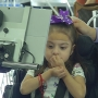 Little girl given a voice through Make-A-Wish