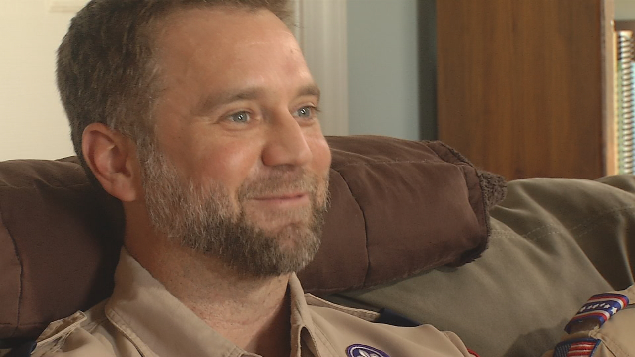 "Asa's father, David, is just happy his little girl gets to be a part of the family tradition. ""Scouting has gone through a lot of changes in its existence and I think that's important, so it can continue to stay relevant,"" he said. (WLOS)"