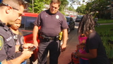 APD officers hit the pavement in local neighborhoods