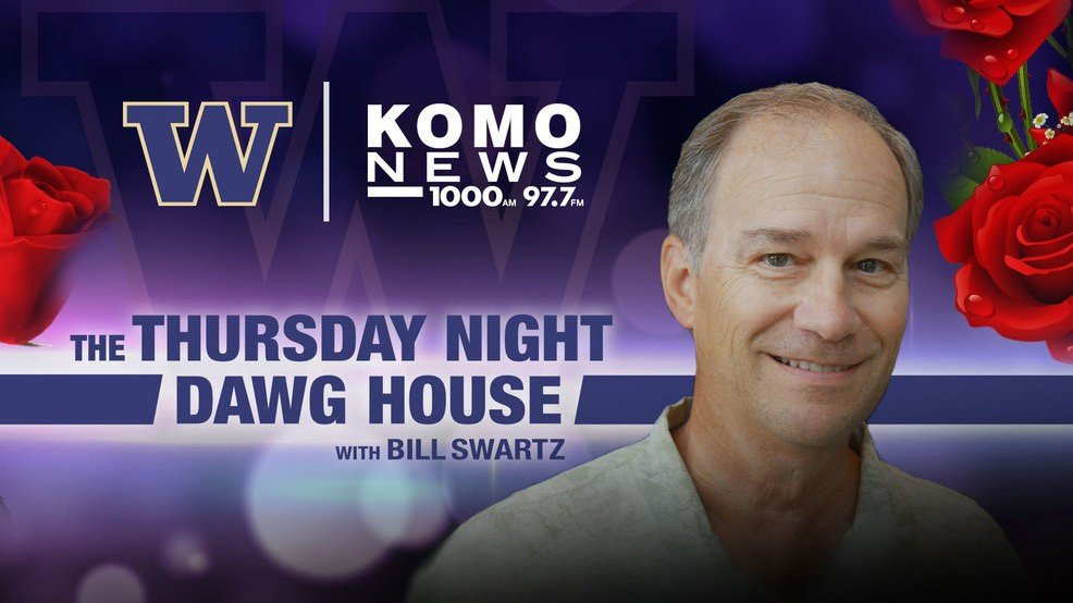 The Rose Bowl Edition of The Thursday Night Dawg House with Bill Swartz (12.27.18)