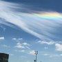 Rainbows in the clouds: Rare but colorful display spotted around Seattle