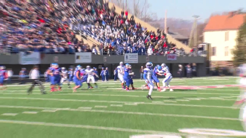12.5.15- Wheeling Park state champs for first time in school history