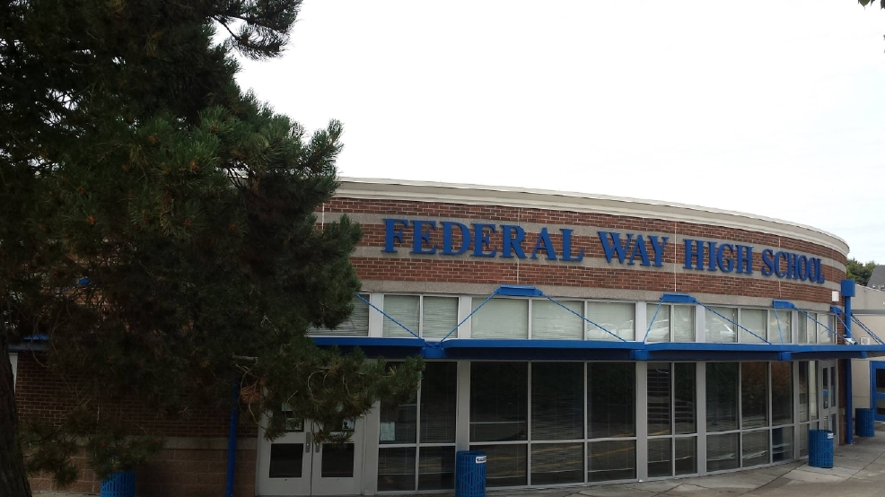 Federal Way High School (Photo courtesy: Federal Way HS Facebook page)