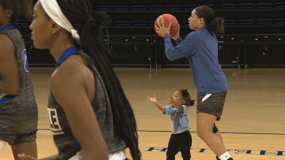 Stuent-Athlete-Mom; UNCA's Dengokl proving it's possible