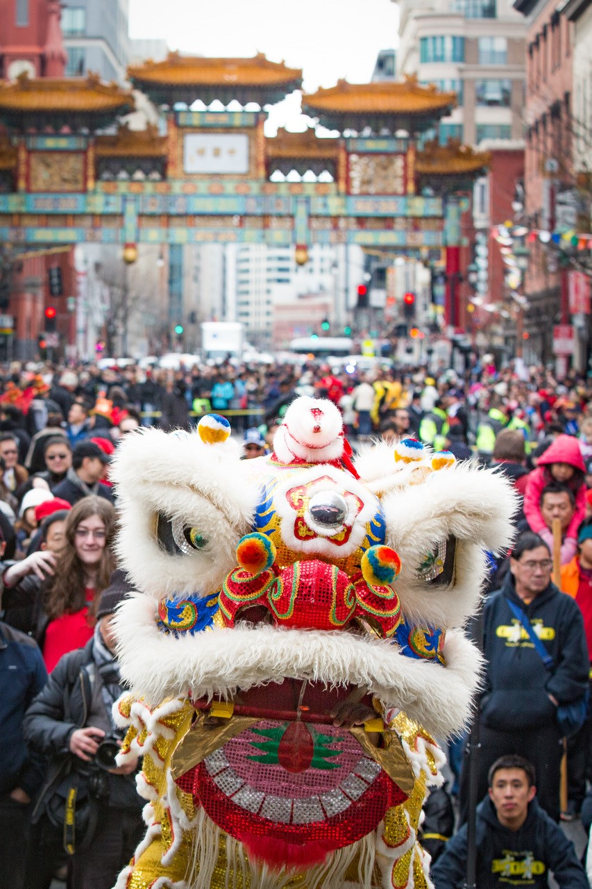 On February 5, the year of the pig will begin, and the Chinese Consolidated Benevolent Association is celebrating with a parade from{ }from 6th and I streets NW to 6th and H streets NW.{ } (Image: Penny Lee)