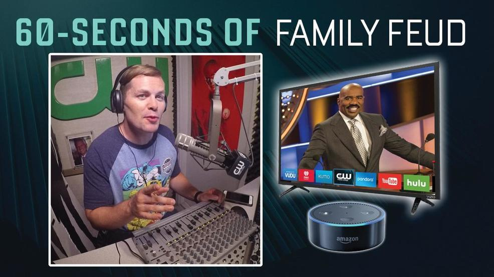 60-Seconds of Family Feud