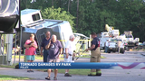 Neighbors helping neighbors in Foley tornado aftermath