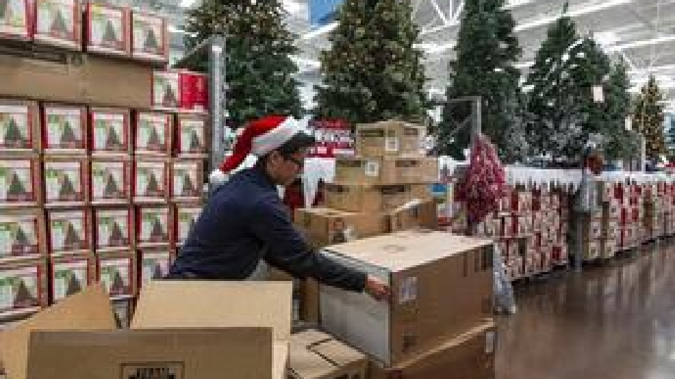 walmart to kick off holiday shopping season day after halloween - What Time Does Walmart Open Day After Christmas