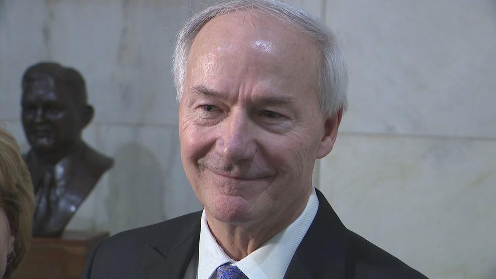 Gov. Hutchinson eyeing post-session politics