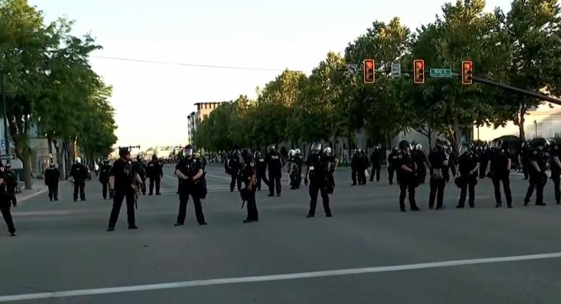 'They need to speed it up,' activist says about Salt Lake City police reforms (FILE Photo: KUTV)<p></p>