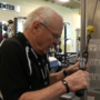 FERRIER FILES: Tennessee's oldest YMCA trainer finds his joy late in life