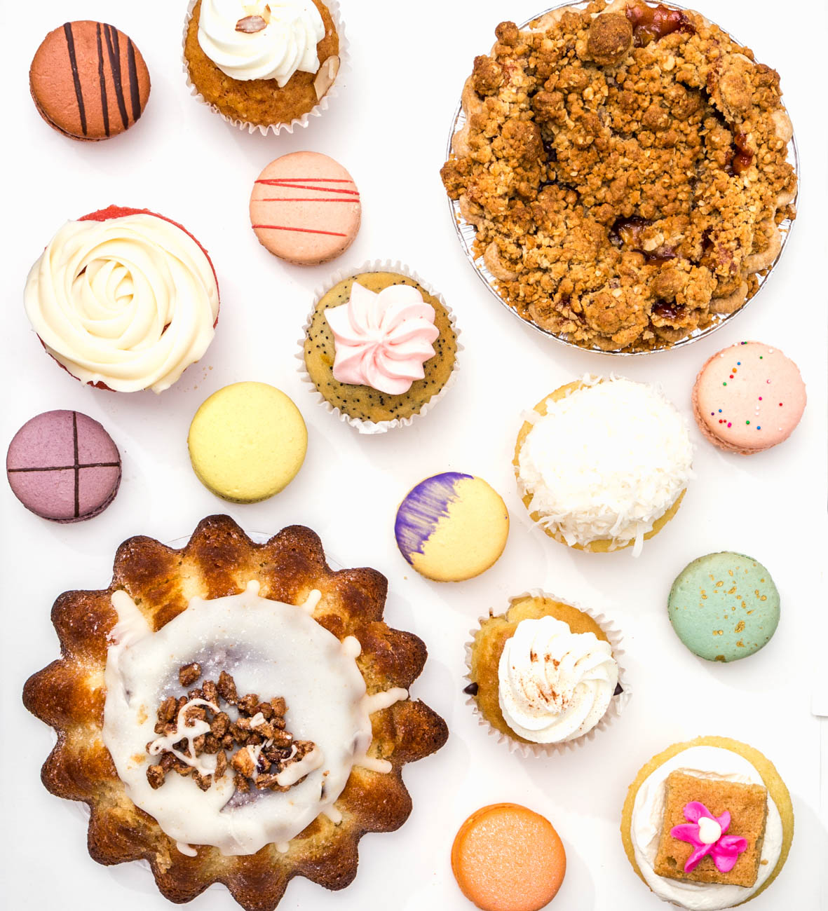 From cakes to macarons and every baked good in between, the nine bakeries in this roundup have all honed their delicious crafts and know the way into our hearts (and bellies). / Image: Catherine Viox // Published: 1.4.20