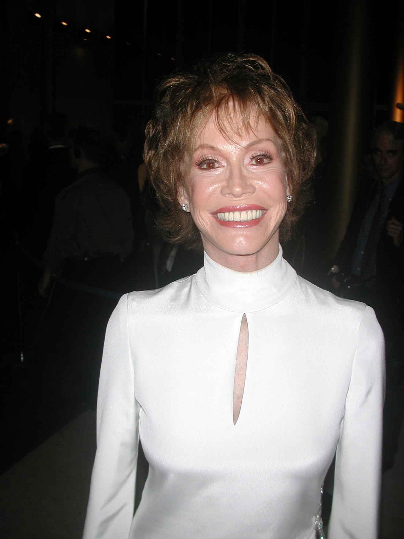 Mary Tyler Moore USA - 01.01.192  Featuring: Mary Tyler Moore Where: United States When: 01 Jan 1992 Credit: Jeff Grossman/WENN