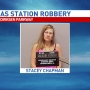 Springfield Woman Accused of Robbing Gas Station Arrested