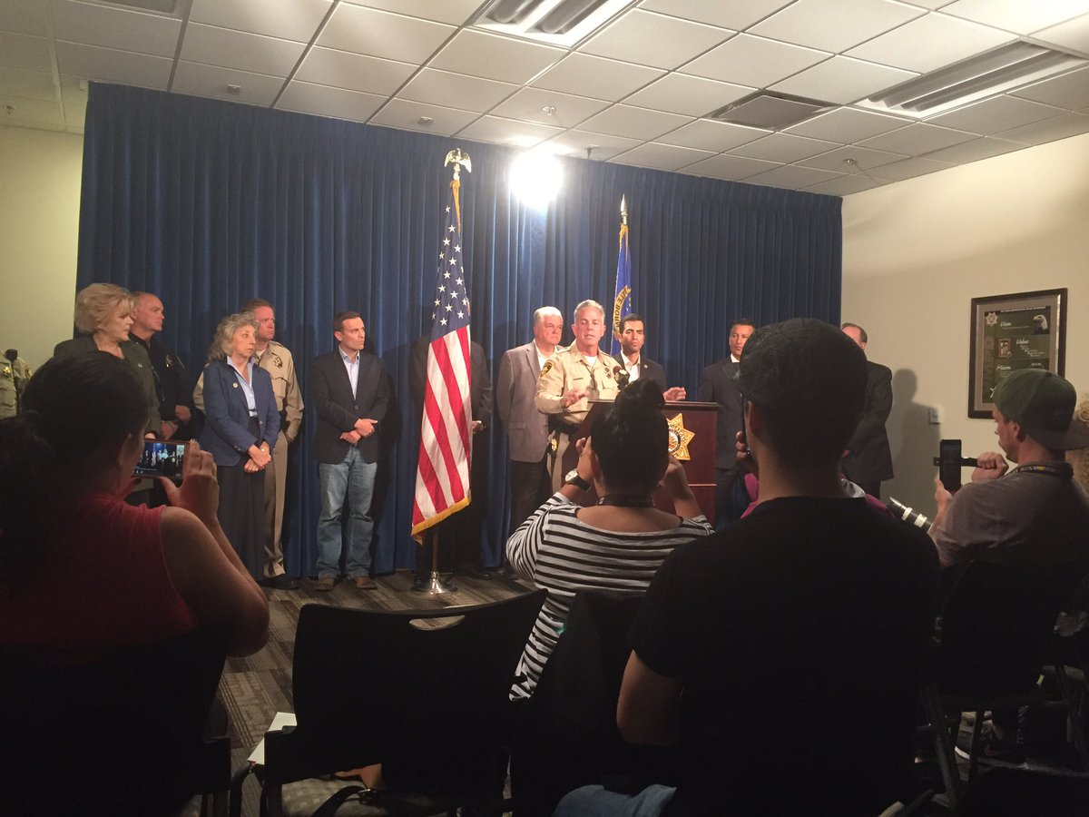 HM Sheriff Lombardo says the investigation is still underway asking media not to ask anything too detailed because he may not know the answer.jpg