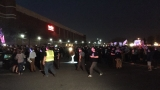 Protesters respond to Trump rally; 5 arrested inside