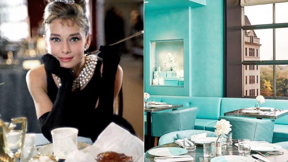 Car Rental Manhattan >> Breakfast at Tiffany's comes to life at New York store | KATU