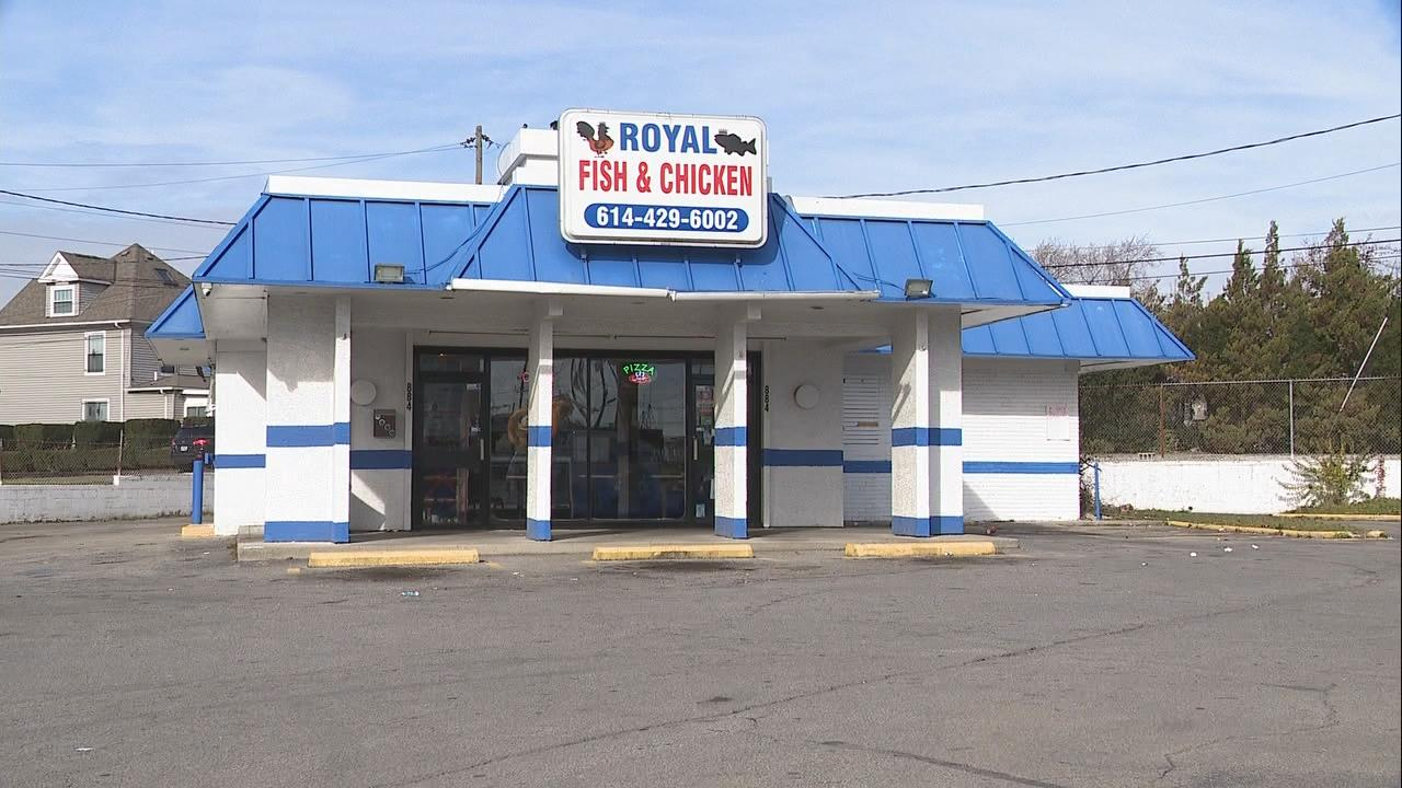{&amp;nbsp;}Royal Fish and Chicken on East Fifth Avenue also burglarized by thieves who broke in and stole a register filled with cash. (WSYX/WTTE)<p></p>