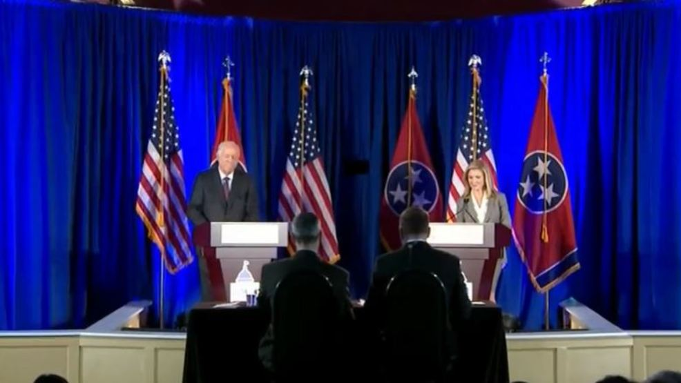 On The Issues Blackburn Bredesen Face Off In First Heated Senate Debate