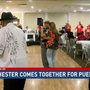 Rochester comes together for Puerto Rico