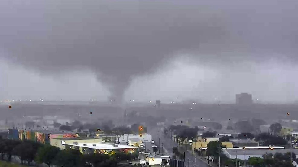 Confirmed Tornadoes Touch Down Palm Beach County Wpec