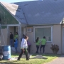 Hundreds of volunteers paint Sunnyside homes for 'Love in Action' initiative