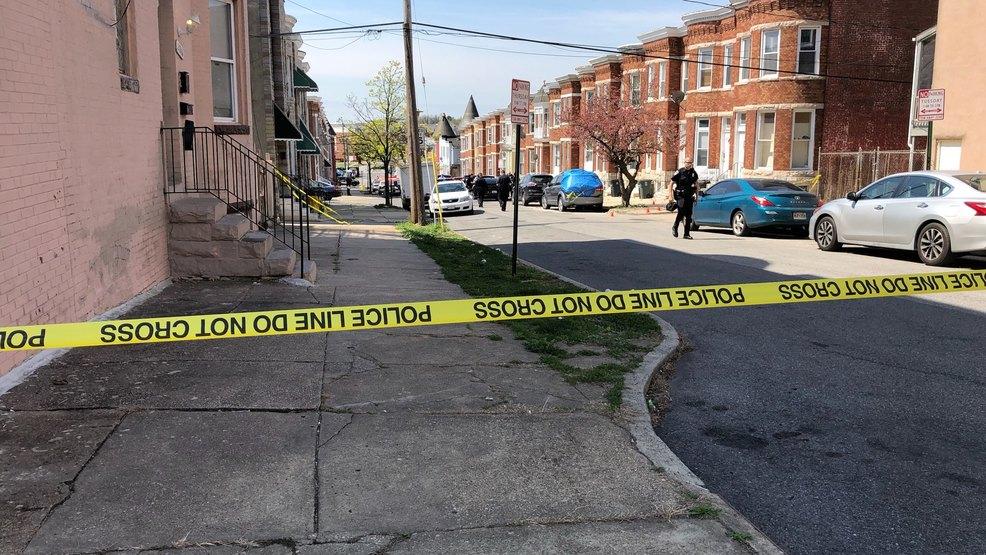 Breaking Three Shot In West Baltimore Wbff