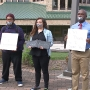 UWGB students protest nationwide police shootings