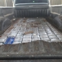 Nearly 1,000 pounds of marijuana found in bed of pickup truck, authorities say