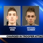 Two charged with attacking MSP trooper in Berrien County