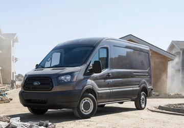 Ford recalls vans for 2nd time to fix drive shaft problem